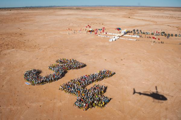 THE MARATHON DES SABLES IS HARDER IN REALITY THAN ON PAPER