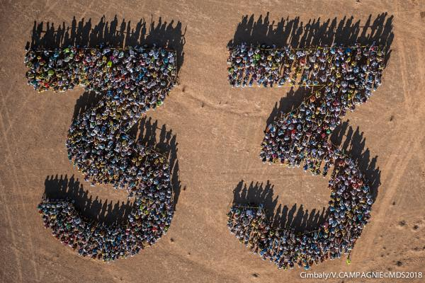 MARATHON DES SABLES 34th edition