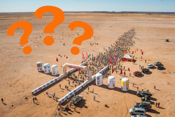The questions you ask yourself about the postponement of the 35th MARATHON DES SABLES