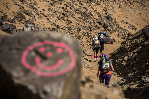 PRESERVING THE ENVIRONMENT IS INSCRIBED IN THE DNA OF THE MARATHON DES SABLES